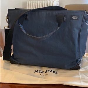 Jack Spade Wax Coated Bag